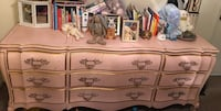 Vintage Bedroom Set Plantation, 33322