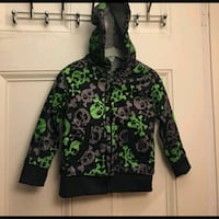 Toddler's Hoodie Des Moines, 50316