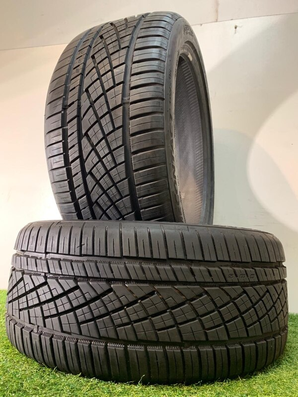 Used Tires Orlando >> 255 40 19 Continental Extreme Contact 2 Used Tires 95 Life N55