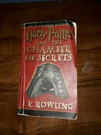 Harry Potter and the Chamber of Secrets by J.K. Rowling book 336 mi