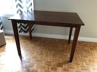 Solid wood kitchen table Mississauga, L5E 3C8