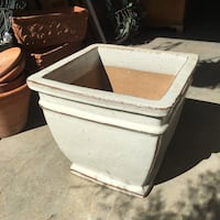 Heavy stone planter. Fits large plants and in excellent condition Bossier City, 71111