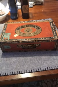 Vintage cigar box Martinsburg, 25403