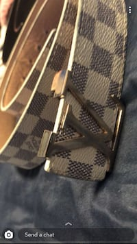 Louis Vuitton LV belt fresh Stafford, 22554