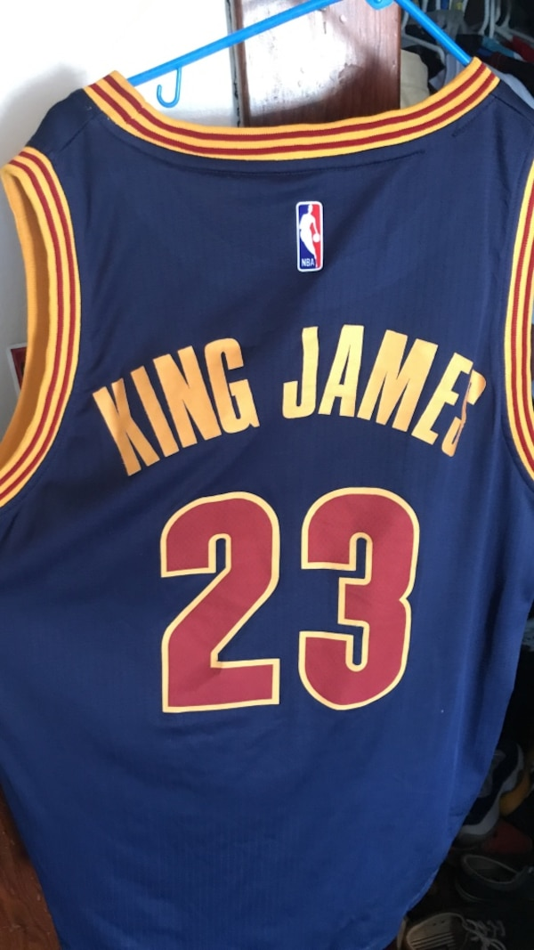 fac2f3198 Used King James XL jersey . Negotiable. for sale in Rocky River - letgo
