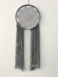 Grey Doily Dream Catcher(10inch) Calgary, T3M