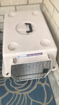 White and gray pet taxi pet carrier College Park, 20740