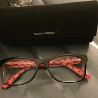 Dolce and gabbana glasses with case Toronto, M1G 3G4