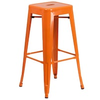 IKEA bar table with 2 Stools  Vancouver, V6E 1T8