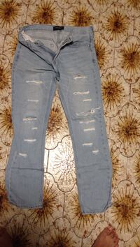 Pacsun distressed skinny jeans size 30
