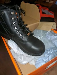 Milwaukee leather brand new boots Fort Worth, 76118