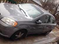 2011 chevy aveo needs a stater and battery great car to invest 350 dollars to get fixed Springfield, 65803