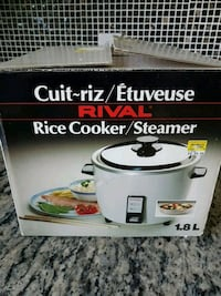 Rival 1.8L Rice cooker