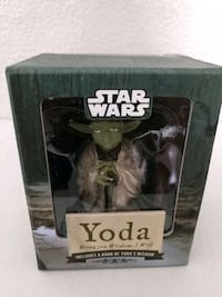Yoda Figure with book of wisdom Sacramento, 95827