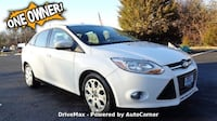 2012 Ford Focus SE 4Door Automatic 158K one owner Richmond