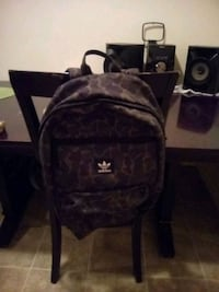 black and gray camouflage backpack Edmonton, T5P 2H9
