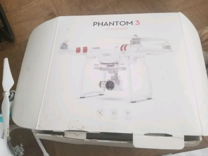 Phantom 3 standard drone works great 12d1875b-b879-4f14-9194-51b93f340e83