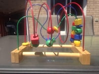 (New) Pizzazz Bead Frame - Sensory Toy- 2 more left! Vaughan, L4H