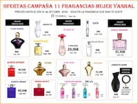 Perfumes colombianos  Sant Joan d'Alacant, 03550