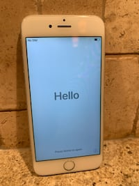iPhone 6 16gb unlocked; excellent condition 507 km