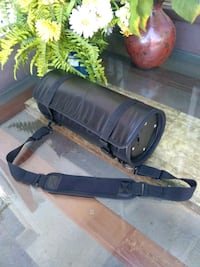roll up travel organizer shoulder bag black, must pick up.