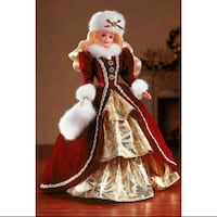1996 Happy Holidays Collector Barbie Lexington, 29072