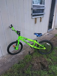 A brand new bike good condition
