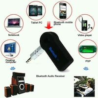 Auto Bluetooth adapter handfree 4 your Phone/Music Markham, L6C