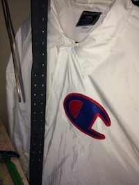 White Champion jacket  Waterloo, N2K 3N6