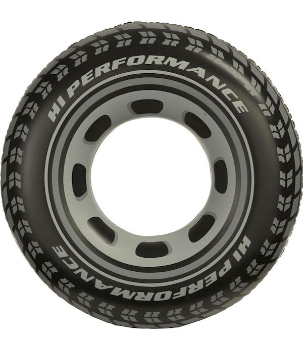 Inflatable tires