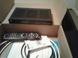 New cogeco box ready to use do not use it still in box