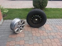 4 Winter Tires with Rims Whitchurch-Stouffville, L4A 1H7