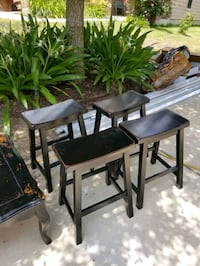 Table stools San Antonio, 78244
