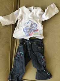 American Girl Outfit Mc Lean, 22102
