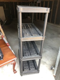 Garage storage shelves. $80 new, now only $40!! Richmond Hill, L4C