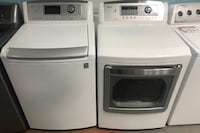 LG washer and dryer set 90 days warranty Hampstead, 21074