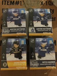 Assorted NHL Minifigures! Matthews & Marner Cambridge, N1P 1A5