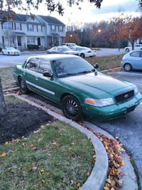 2003 Ford Crown Victoria Commercial Police Package