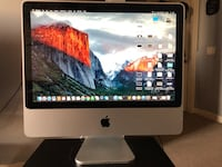 iMac (20 inch, upgraded RAM Calgary, T2B 0C9