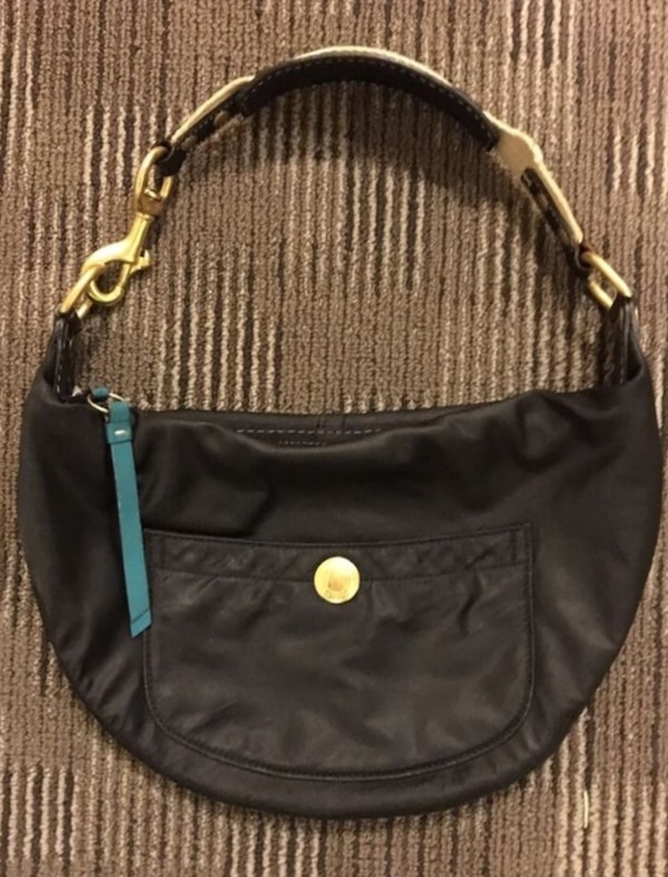 b5529e362 Used Authentic, nylon Coach Hampton hobo bag! for sale in Austin - letgo
