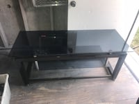 Glass and metal tv stand  Fairhope, 36532