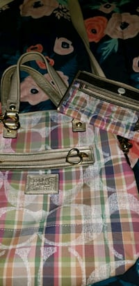 AUTHENTIC COACH PURSE AND WALLET  Fredericksburg, 22401