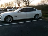 2013 BMW AWD 750Li xDrive M sport edition
