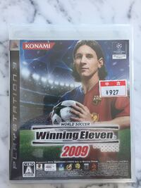 PS3 Winning Eleven 2009 Japan Version (like new) Toronto