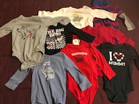 toddler's assorted clothes Milton, L9T 8C1