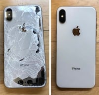 iphone 8 plus Back glass replacement Miami Gardens