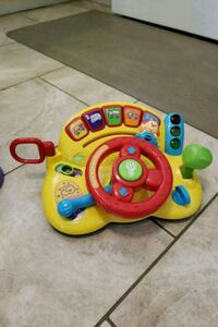 Vtrch turn and learn driver kids toy Linthicum Heights, 21090