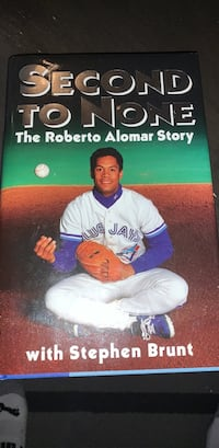 Autographed Roberto Alomar story