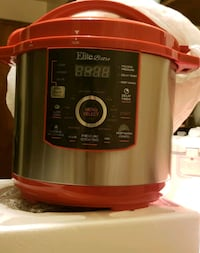 red and black Hamilton Beach slow cooker South Gate, 90280