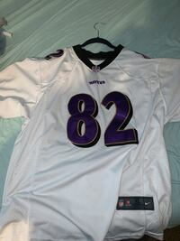 Torrey Smith authentic ravens jersey Glen Burnie, 21061